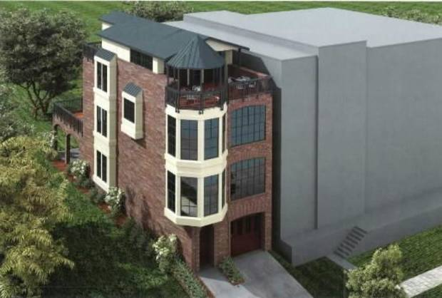 """Firehouse"" home set to be built by Ron Walters."