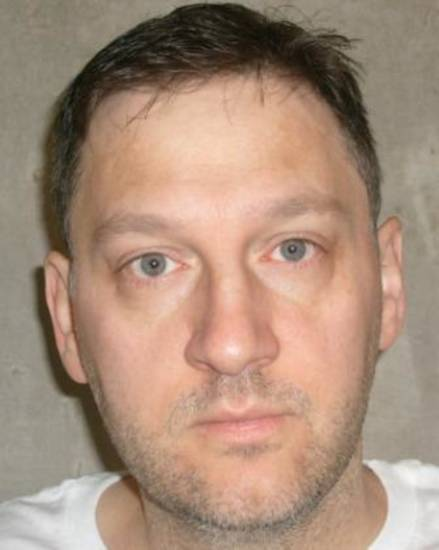 DEATH / ADAM WRIGHT: Adam T. Wright, 42, found hanging in his cell at the Oklahoma State Penitentiary     ORG XMIT: 1111032322198948