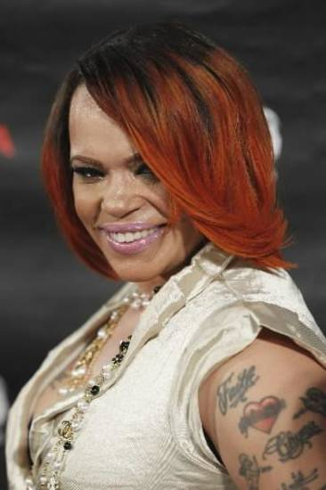 Faith Evans was sentenced to three years informal probation after pleading guilty to reckless driving.