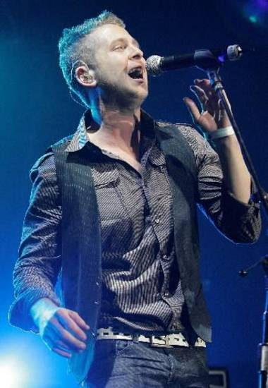 Ryan Tedder (AP file)