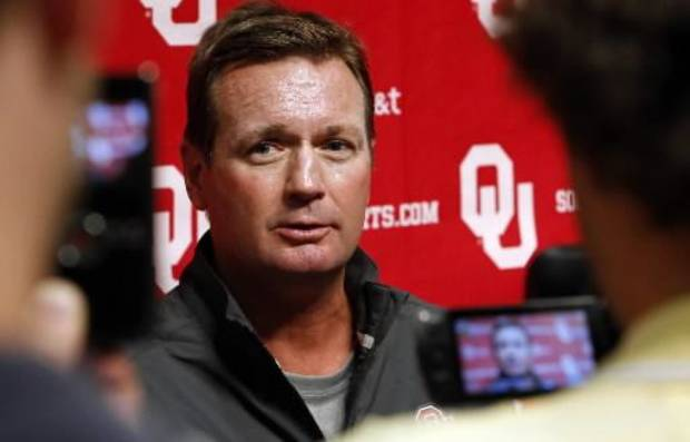OU coach Bob Stoops (Steve Sisney | The Oklahoman)