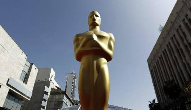 It's Oscars time! (AP file)