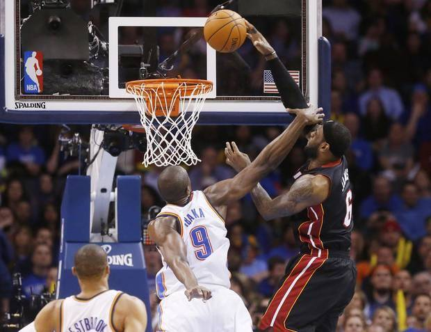 Five observations from the Thunder's 103-81 loss to Miami