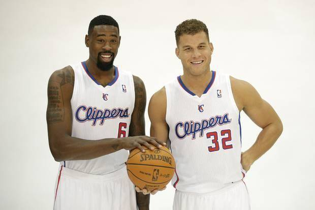 R.I.P. Lob City. Blake Griffin says he and DeAndre Jordan will be more grounded this season.