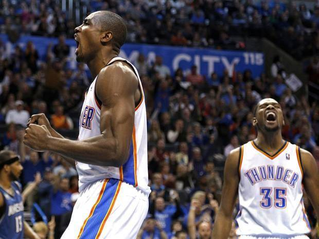 Five observations from the Thunder's 97-95 road win over the Ki…