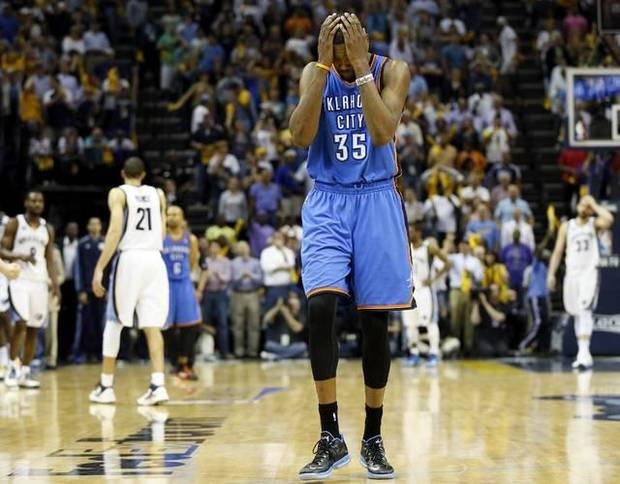Oklahoma City Thunder: Analyzing Game 4