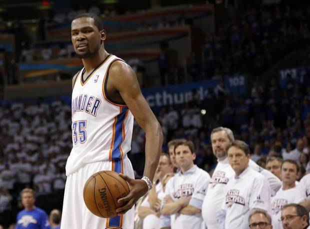 Kevin Durant: This was not a wasted year