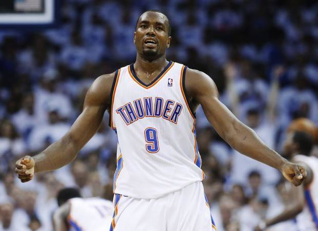 Chad Ford: Thunder would likely have to part with Serge Ibaka f…