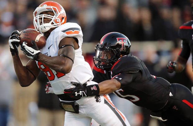 Texas Tech and Oklahoma State will open the 2014 Big 12 schedule on a Thursday.