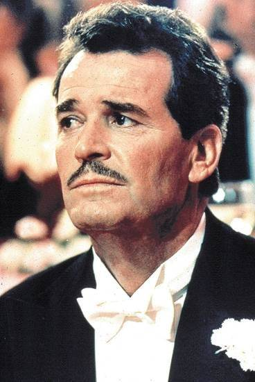 "Norman native James Garner played a gangster who falls for a hard-luck singer posing as a drag queen (Julie Andrews) in Tulsa native Blake Edwards' uproarious musical ""Victor Victoria."" Photo provided."