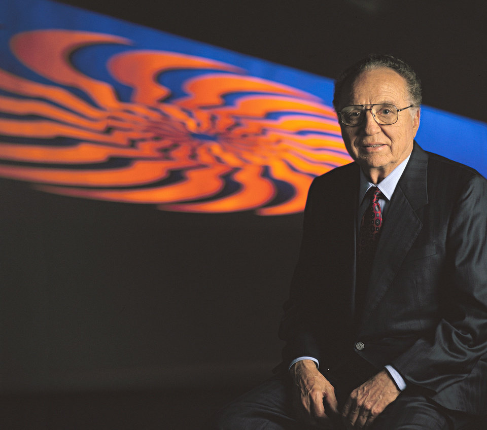 Photo - This undated photo provided by the Apollo Education Group shows John G. Sperling, founder of the Univertsity Of Phoenix. Sperling, 93, a billionaire, died Sunday, Aug. 24, 2014, at a hospital near San Francisco, according to a statement from Apollo Education Group, the parent company of the University of Phoenix.(AP Photo/Apollo Education Group)