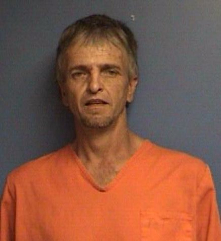 Photo - ARREST: Timothy Morse, 47, of Oney was arrested Tuesday during a drug raid in Caddo County.    ORG XMIT: 0907152227007159