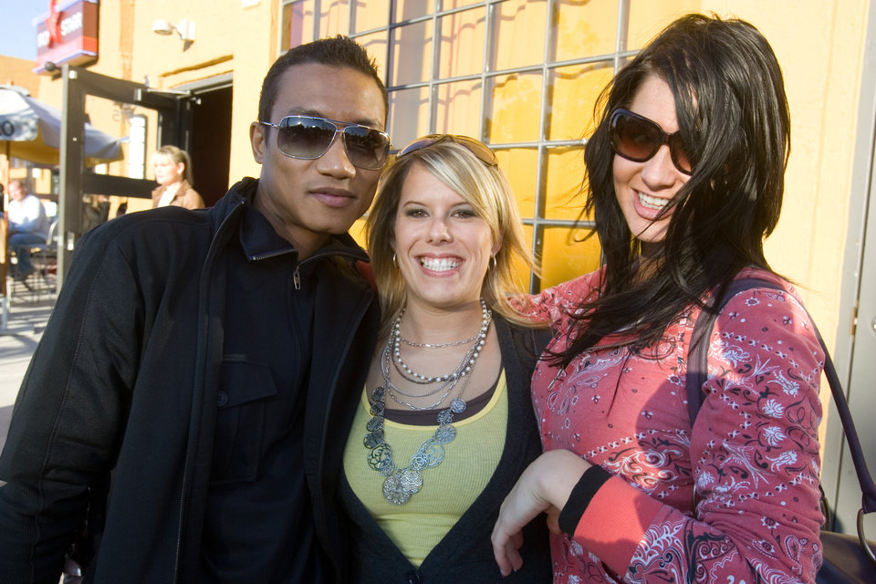 Photo - Wally, Tamera and Tracie