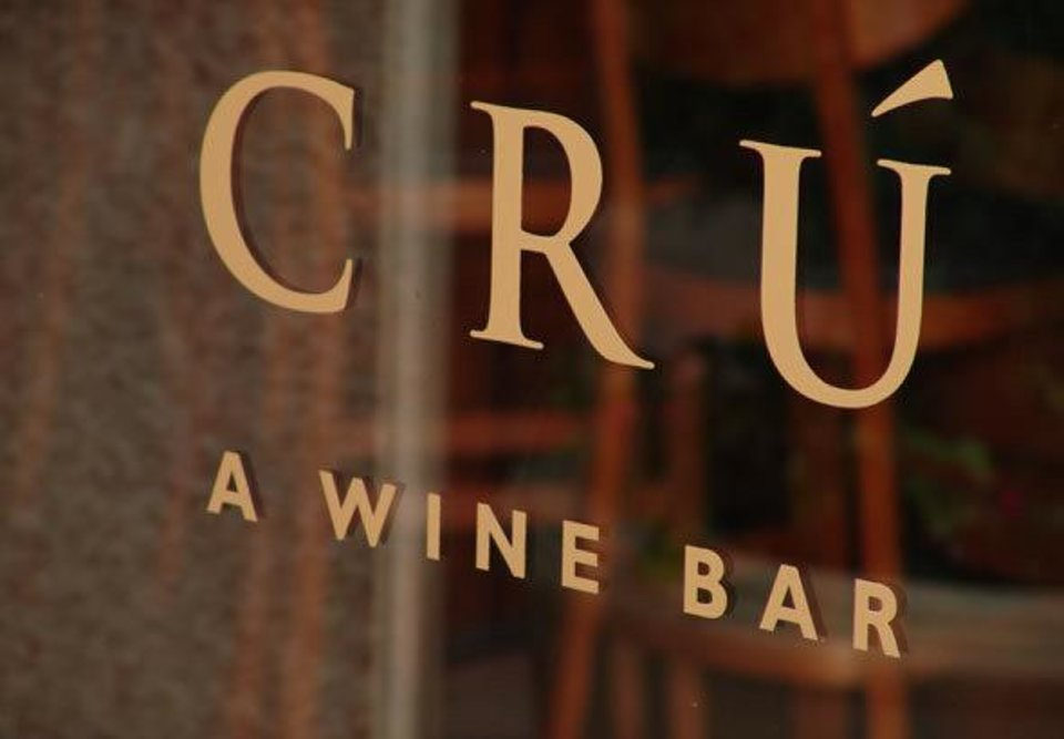 Photo - Cru Food & Wine Bar is one of the establishments located at the Shops at Legacy in Plano, Texas. Photo provided by Cru Food & Wine Bar