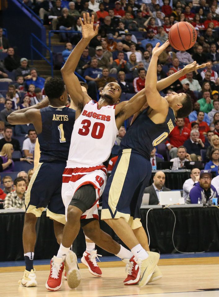 NCAA Pittsburgh Wisconsin Basketball | News OK