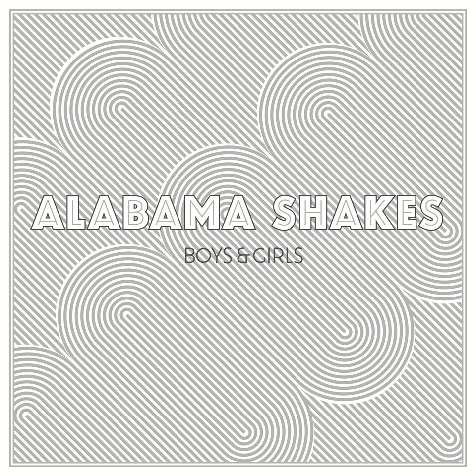 "In this CD cover image released by ATO Records, Alabama Shakes', ""Boys & Girls,"" is shown. (AP Photo/ATO Records)"