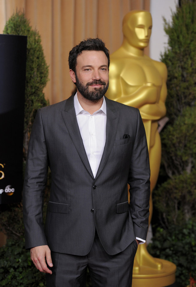 Photo - FILE - In this Monday, Feb. 4, 2013 photo, Ben Affleck, nominated for best picture for