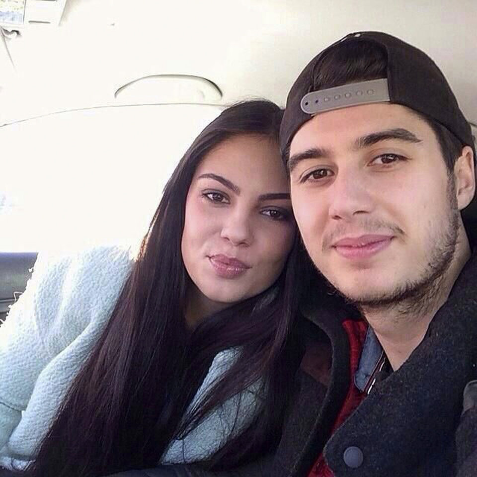 Photo - This undated photo provided by Silene Fredriksz-Hoogzand on Sunday, July 20, 2014, shows Bryce Fredriksz, right, and his girlfriend Daisy Oehlers. Fredriksz-Hoogzand, whose son Bryce and his girlfriend Daisy Oehlers were killed when a Malaysian jetliner was shot down over Ukraine on Thursday, said she was appalled their bodies and those of other victims had been left lying for days. 'I am not a politician,' she told The Associated Press in a telephone interview. 'But I know for sure that Mr. Putin can do something.' Earlier, at Amsterdam's Schiphol Airport, she made a simple, but heart-rending appeal to the Russian President:  'Mr. Putin, send my children home,' she told Sky TV. 'Send them home. Please.' Fredriksz-Hoogzand's son and his girlfriend were among the victims of the crash that killed 298, making this company nation of 17 million far and away the hardest hit by the tragedy. (AP Photo/Silene Fredriksz-Hoogzand)