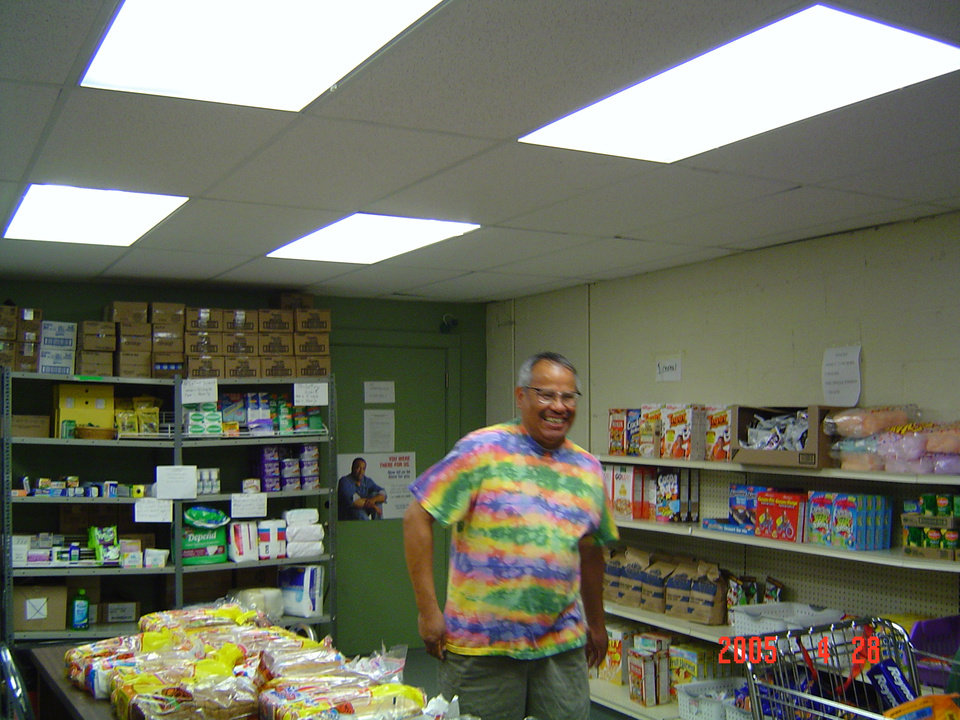 Co-Manager, Friends Food Pantry, Other Options, Inc. Community Photo By: Brenda Golden Submitted By: Brenda,