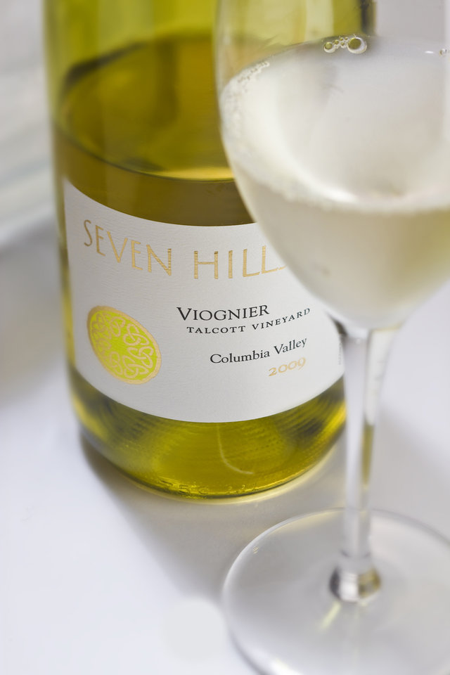 Photo - while it may sound a little funny at first, it makes total sense to find American vintners making wine out of a quintessentially French grape, viognier. (Bill Hogan/Chicago Tribune/MCT)