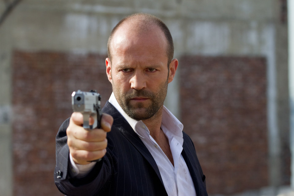 Photo - Jason Statham portrays Luke Wright in a scene from