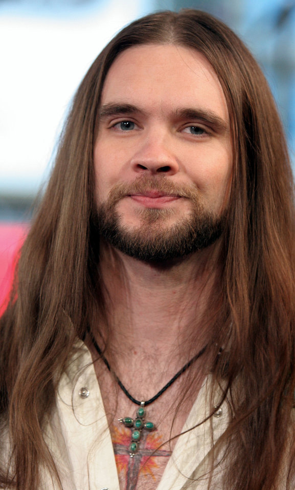 Bo Bice <strong>JEFF CHRISTENSEN</strong>