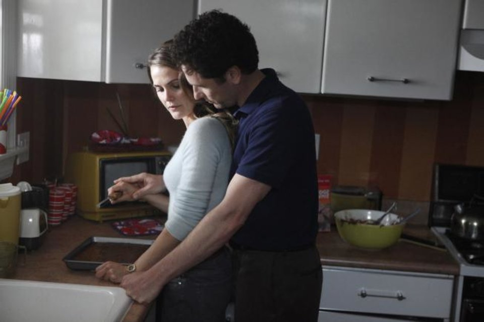 "Keri Russell and Matthew Rhys star in ""The Americans."" - FX Photo"
