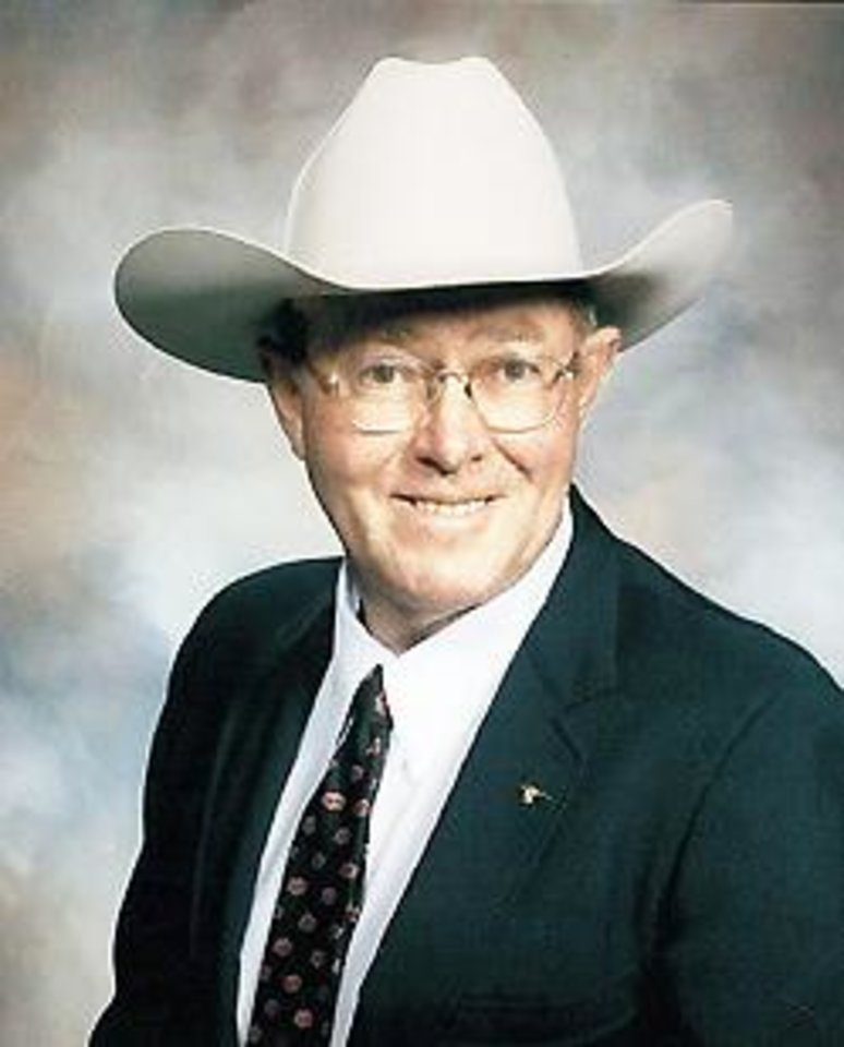 A.J. Smith Jr. Oklahoma Cowman  magazine editor