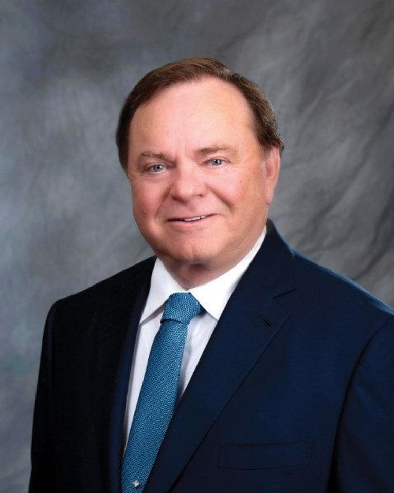 Photo - Harold Hamm , 2011 inductee into the Oklahoma Hall of Fame.  Provided