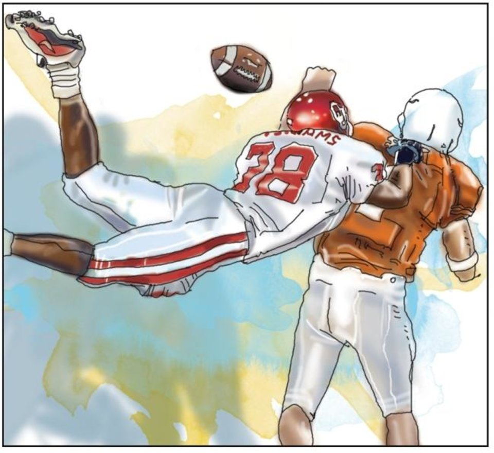 Photo -  Roy Williams [illustration by Todd Pendleton/The Oklahoman]