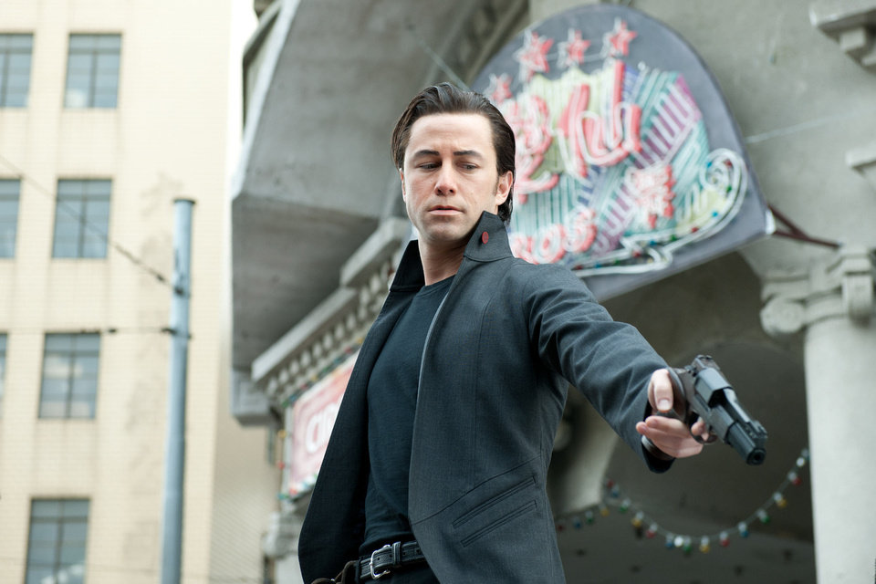 Photo - This film image released by Sony Pictures shows Joseph Gordon-Levitt in a scene from the action thriller