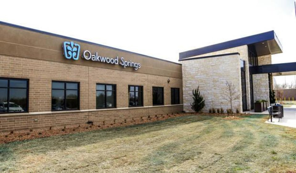 Photo -  Oakwood Springs' new military and first responder behavioral health unit will open Jan. 17. [Photo by Chris Landsberger, The Oklahoman Archives]