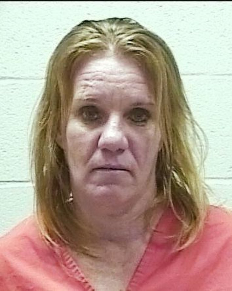 Lori Anne Green, 39 <strong>Provided - State Corrections Department</strong>