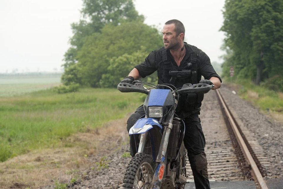 Photo -  Sullivan Stapleton - Photo by Liam Daniel/Cinemax