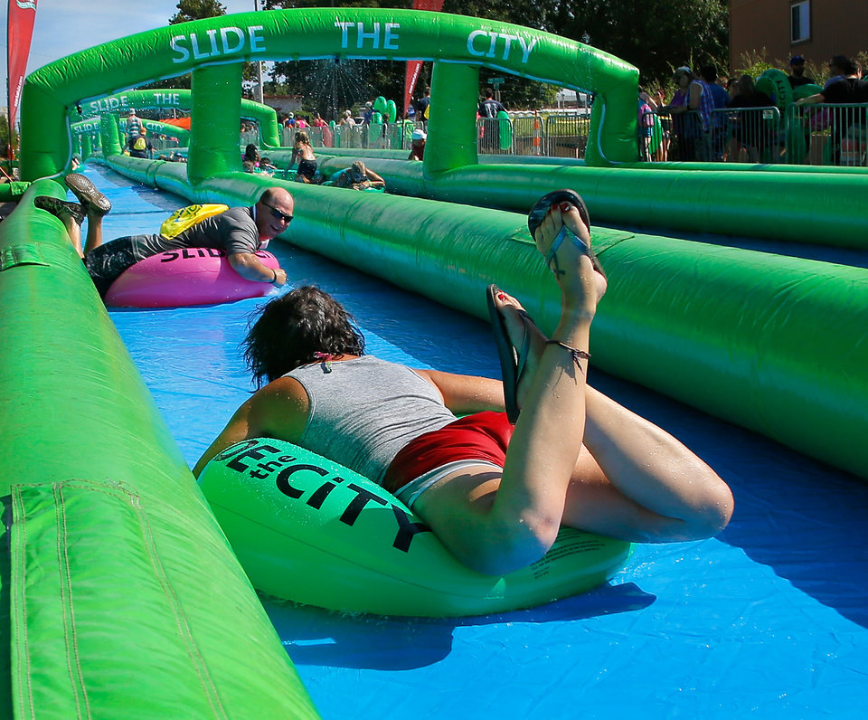 how to make the best slip and slide