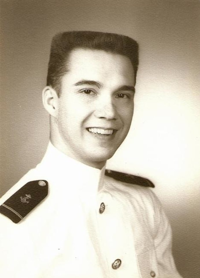 Photo -  Southeast High School alum John Prichard received the Silver Star Award after he was killed in 1968 during the Vietnam War. Already a hero, he will be inducted into the Oklahoma City Public Schools Sports Hall of Fame on Tuesday night. [OKLAHOMAN ARCHIVES]