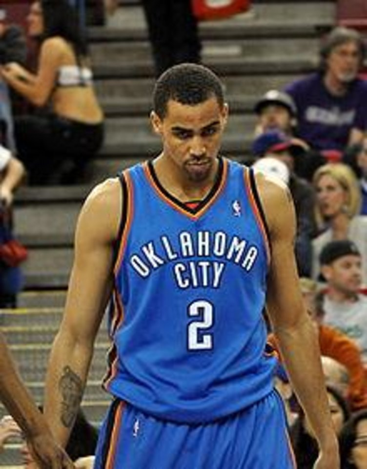 Guard Thabo Sefolosha will return to the Thunder lineup tonight at Denver.