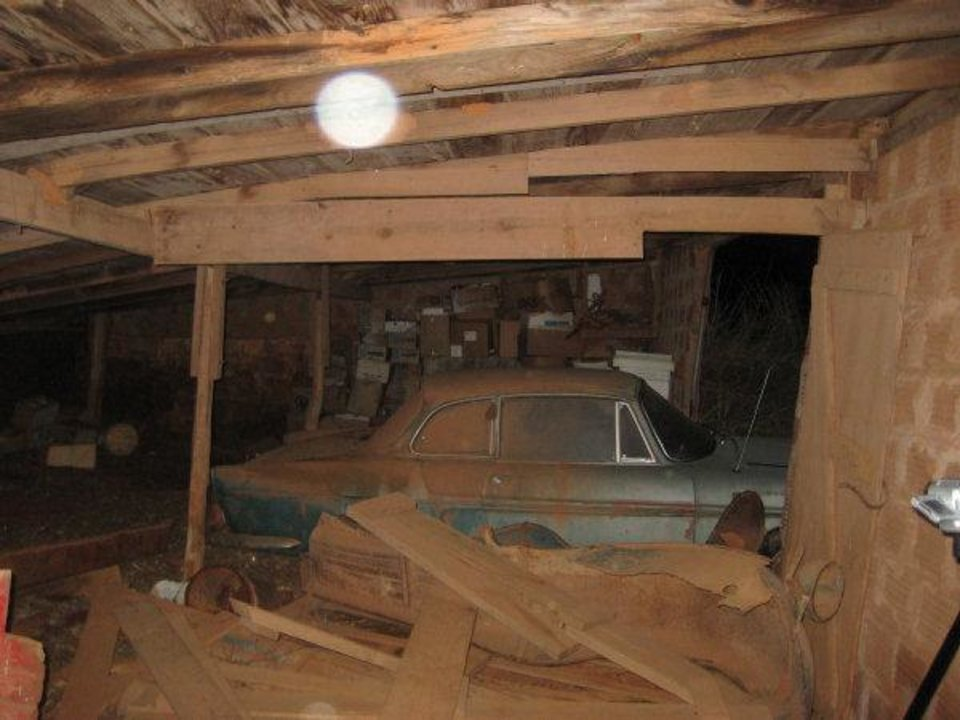 Photo - This photo was taken in a property  in central Oklahoma that was built shortly after the 1889 Land Run.  From this location, numerous  EVPs have been captured as well as several interesting personal experiences (experiences not backed up by physical evidence).  The bright orb in this photo os cause by a dust mote. Photo provided.