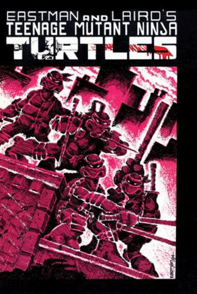 "Photo - ""Teenage Mutant Ninja Turtles"" comic book. PHOTOS PROVIDED   ORG XMIT: 0904301518539802"