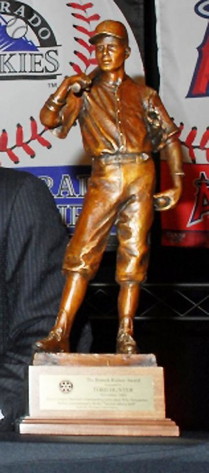 Photo - Branch Rickey Award