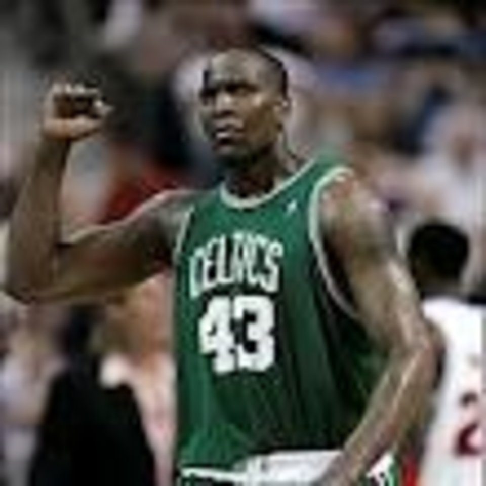 Last year's trade deadline brought Kendrick Perkins from the Boston Celtics.