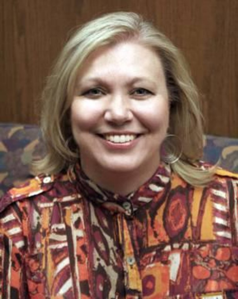 Photo - Kristy Bradley Epidemiologist at  Oklahoma State  Department of Health   Courtesy  -  Courtesy