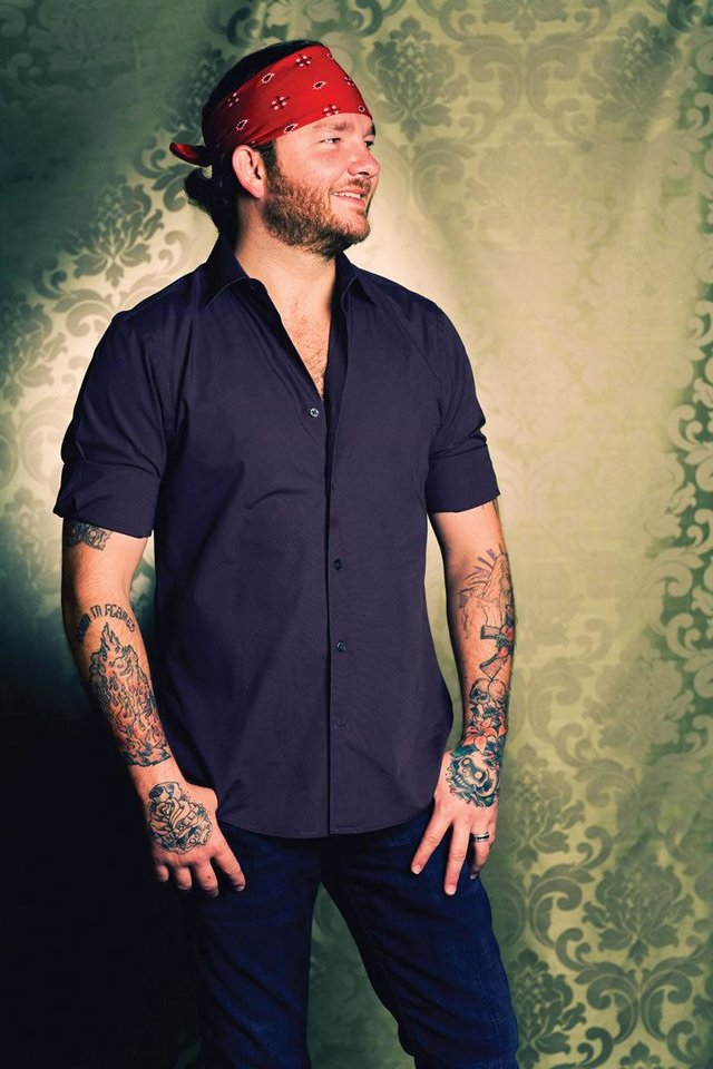 Photo - Stoney LaRue. Photo provided.
