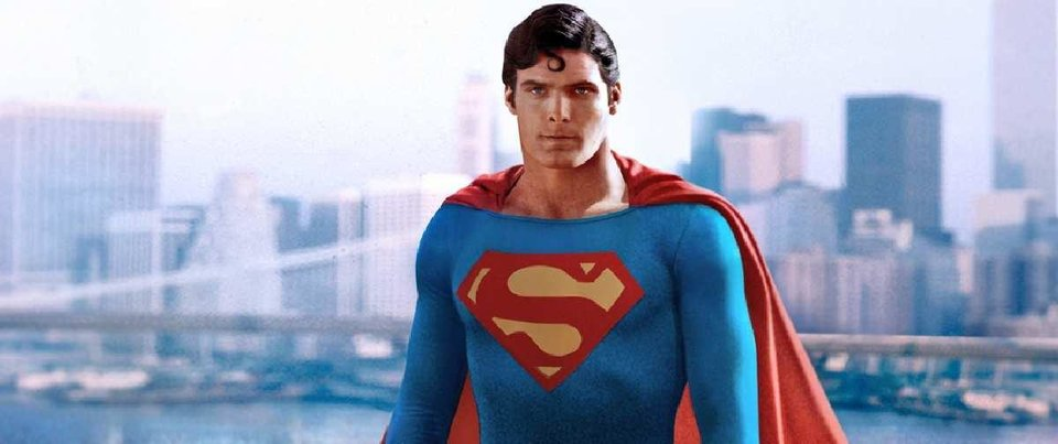 Photo - Christopher Reeve in
