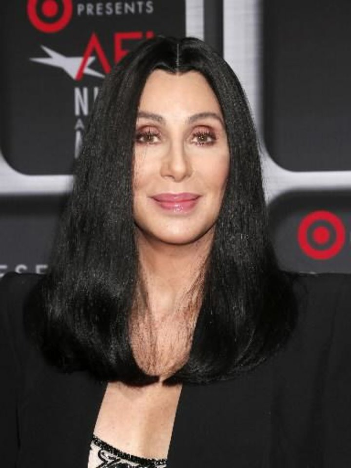 Photo -  Cher (AP file)