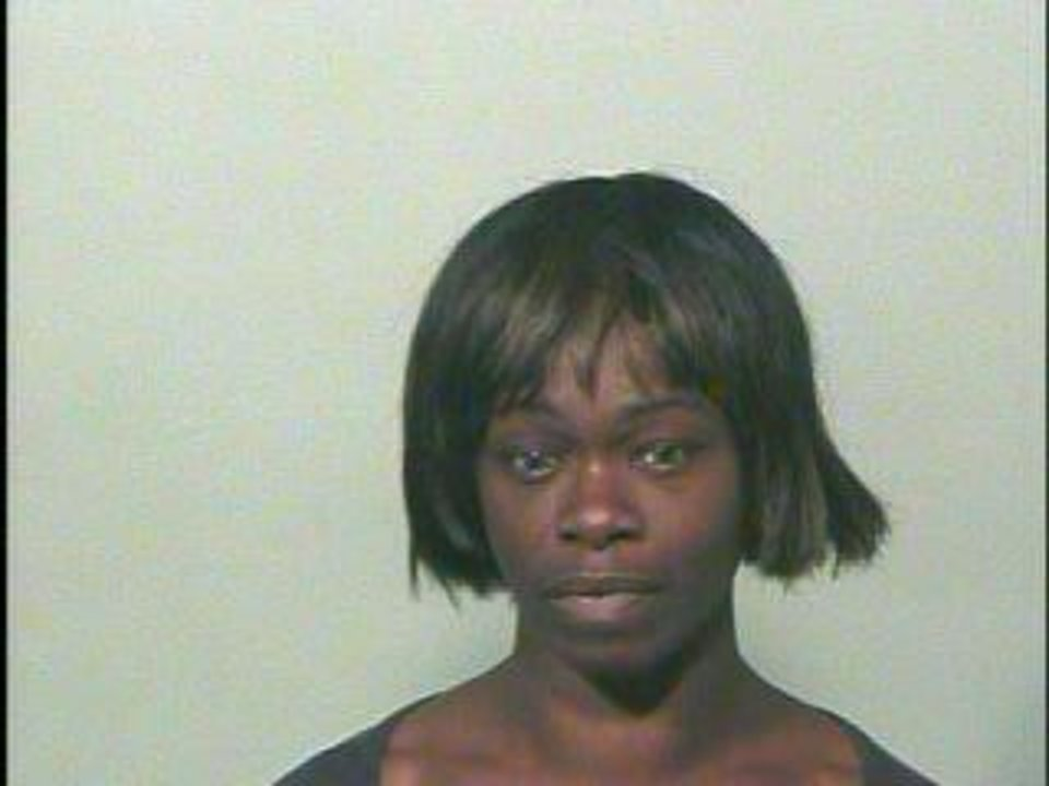 Photo - Wendolyn Elise Ward, 36   - Oklahoma County jail