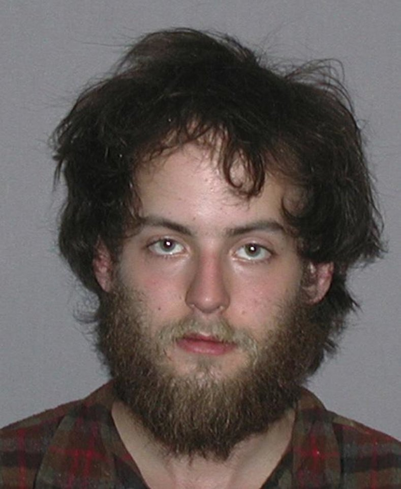 Photo -   FILE-In this file photo provided by the FBI shows Connor Stevens. A federal judge has scheduled a change of plea hearing for Stevens, one four remaining defendants charged with plotting to bomb a highway bridge in Ohio. A change of plea hearing usually signals plans by a defendant to plead guilty. (AP Photo/FBI, File)