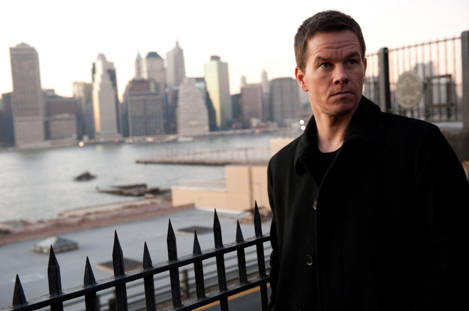 "This film image released by 20th Century Fox shows Mark Wahlberg in a scene from ""Broken City."" (AP Photo/20th Century Fox, Barry Wetcher)  ORG XMIT: NYET811"