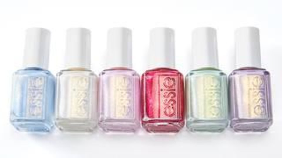 Photo - Essie's new winter colletiion