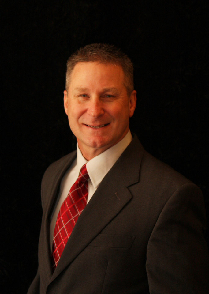 Photo - Darrell Sorrels of Midwest City, Oklahoma County Sheriff candidate  Provided - Provided